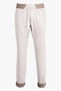 Linen and Cotton Sweatpants