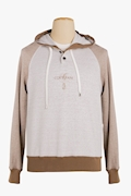 Linen and Cotton Hoodie