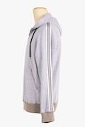 Cotton Zip-Up Sweatshirt