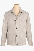 Wool, Cotton and Silk Jacket